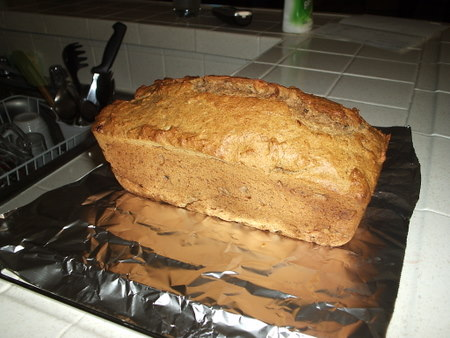 Fern's Banana Bread