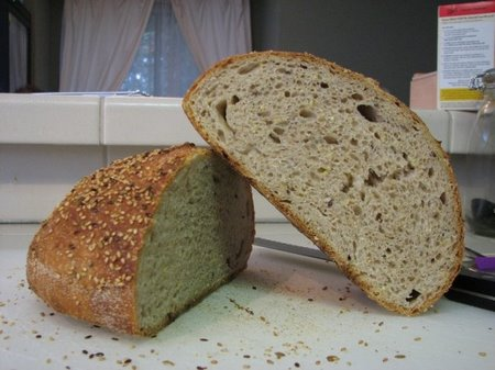 Carolyn's Seeded Sour