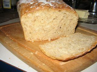 Marilyn's no knead bread