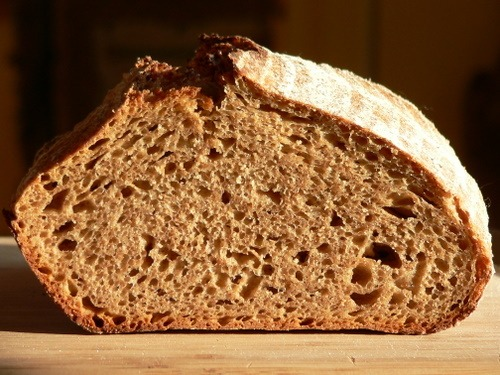 Whole Spelt Sourdough Bread Breadtopia