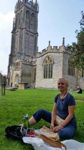 Glastonbury Picnic St John