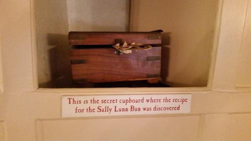 Sally Lunns Recipe Box