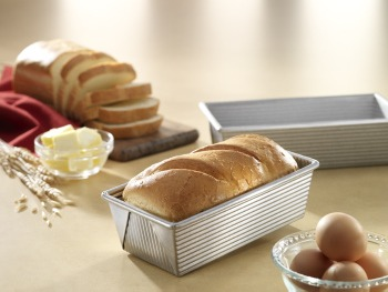 American Made Bread Loaf Pan From Usa Pan Breadtopia