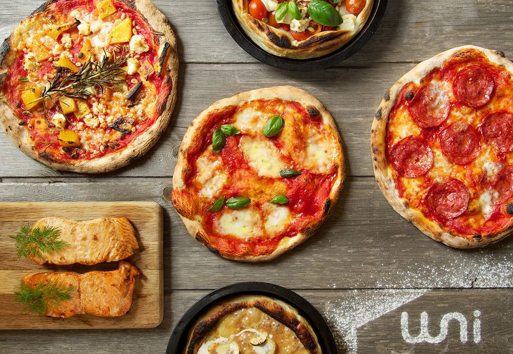 Uuni 2s pizza oven breadtopia for Italian food list