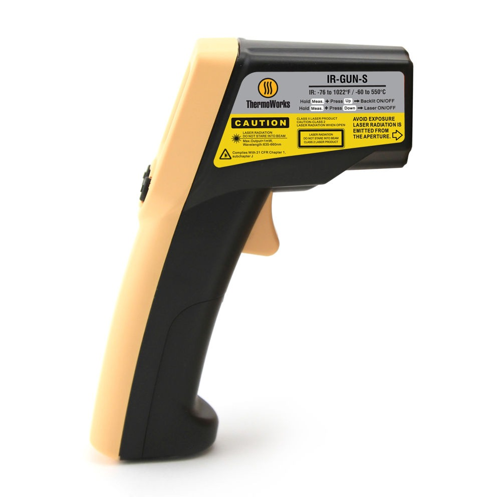 Infrared Kitchen Thermometer Reviews