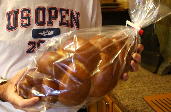 Bread Bag Challah