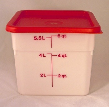 Dough Storage Bucket