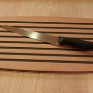 Cutting Board Knife Kit