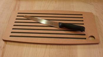 Cutting Board Knife Kit