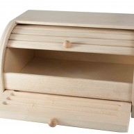 Roll Top Bread Bin