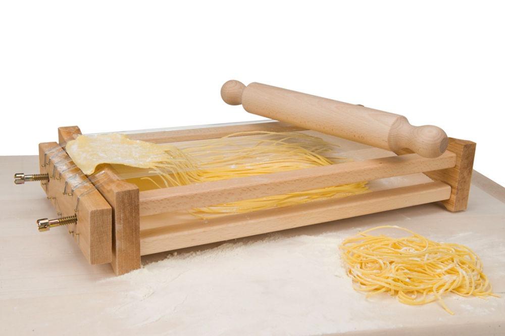 Eppicotispai Chitarra Pasta Cutter And Roller Breadtopia