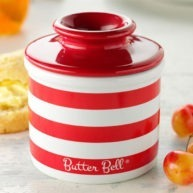Butter Bell Red Stripe