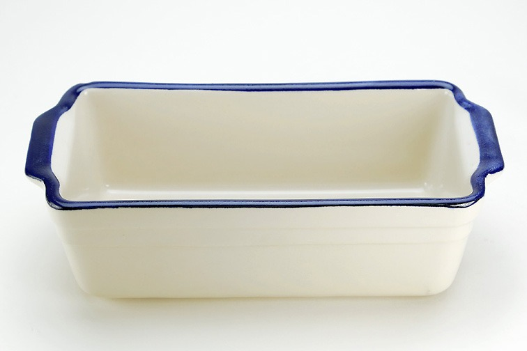 Ohio Stoneware Glazed Bread Pan Breadtopia