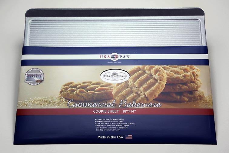 Usa Pan Cookie Sheet Breadtopia