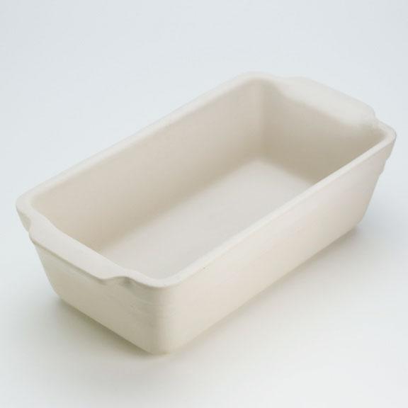 Ohio Stoneware Clay Bread Pan Breadtopia