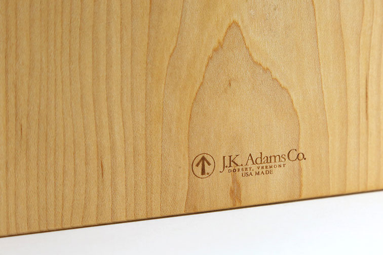 Jk adams live edge cutting board breadtopia