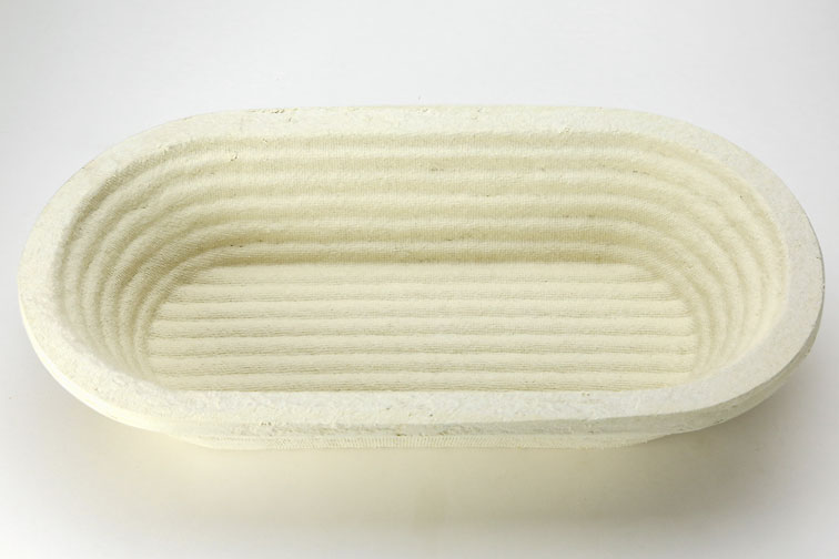 Basket Making Supplies San Diego : Wood pulp oblong proofing basket large breadtopia