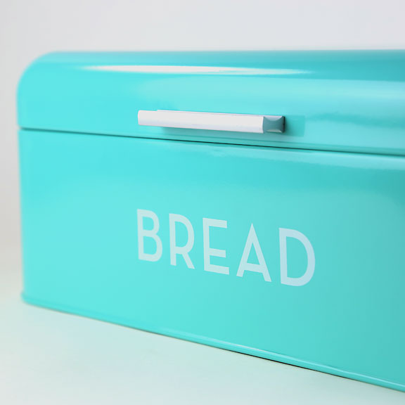 Turquoise Bread Box Best Now Designs Vintage Bread Bin Turquoise Breadtopia