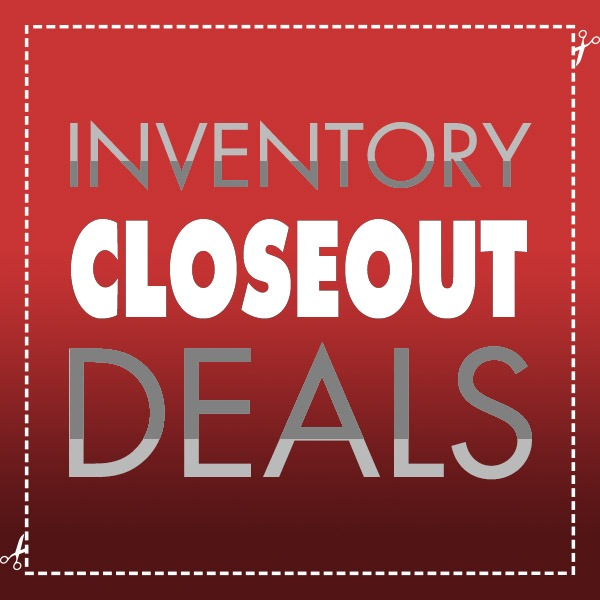 Inventory Closeouts