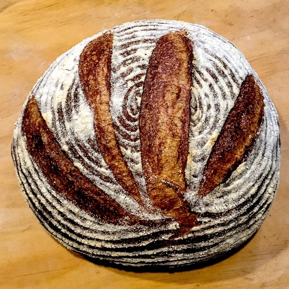 Traditional Whole Grain Sourdough | Breadtopia