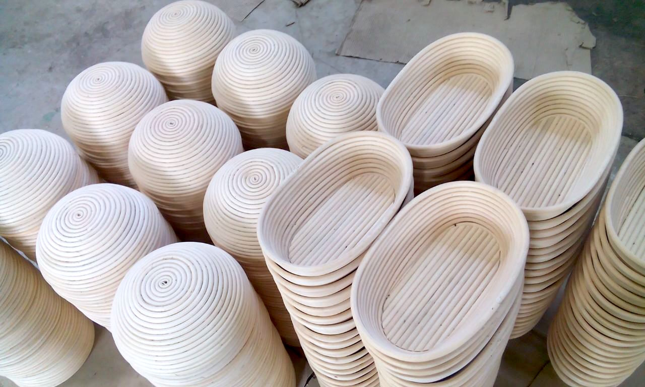 Round Bread Proofing Basket Breadtopia