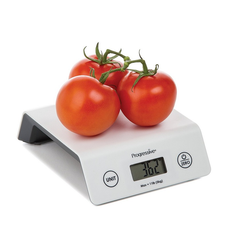 compact digital kitchen scale –progressive | breadtopia