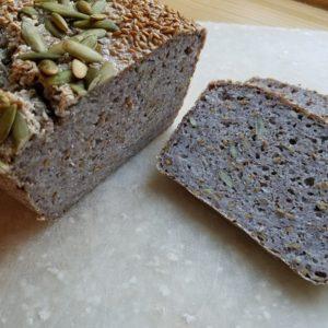 Gluten Free Fermented Buckwheat Bread Breadtopia