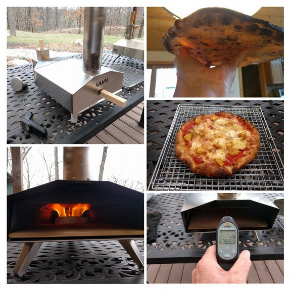 Uuni 3 Pizza Oven | Breadtopia