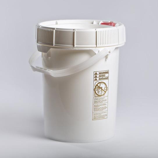 Life Latch Food Grade Bucket 5 Gal Breadtopia