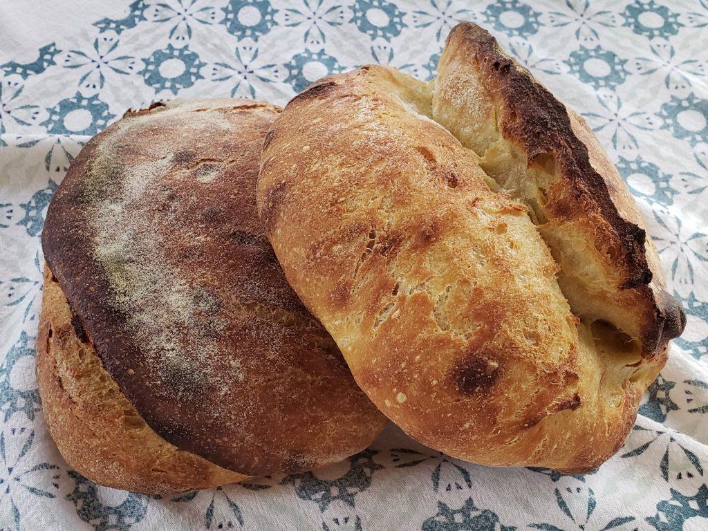 Altamura Style Sourdough Bread
