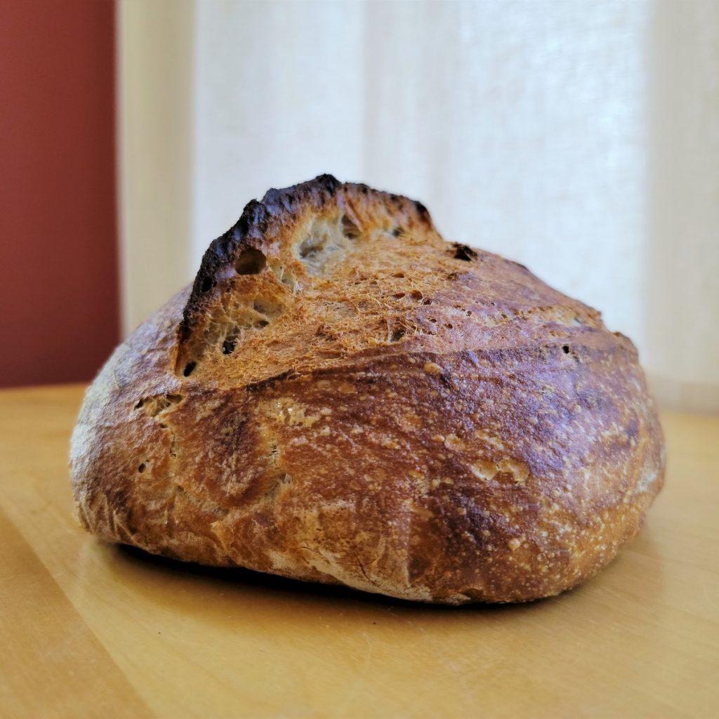Bolted All Purpose Flour Sourdough Bread