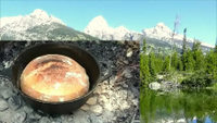 Campfire Bread