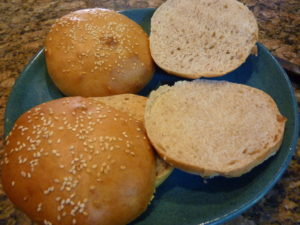 Hamburger Buns