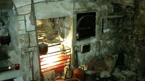 Sally Lunn Old Kitchen Oven