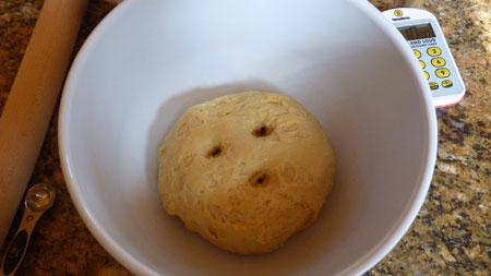 stollen dough