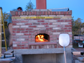 Mike McGibbon Hearth Oven