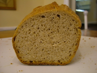 Joanna's whole grain sourdough