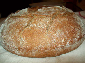 karin's whole grain sourdough